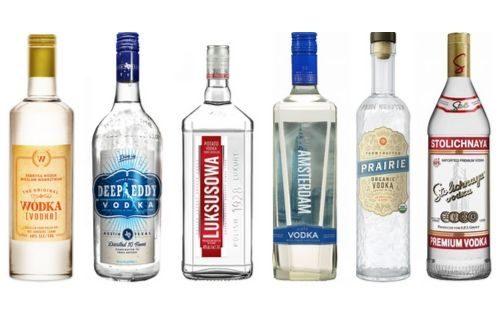 Sử dụng rượu Vodka để tẩy ố vàng