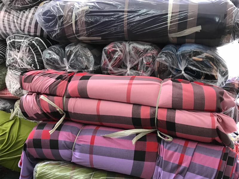Số lượng vải thun để cung cấp để may áo