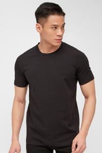Áo thun basic đơn giản cho người mặc