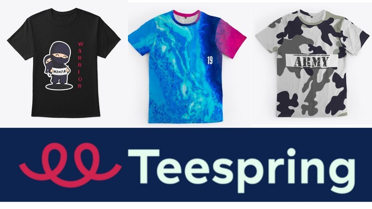 áo thun teespring là gì