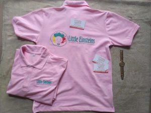 In logo lên áo tăng khả năng nhận diện thương hiệu