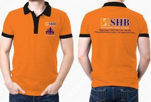 Áo thun polo SHB