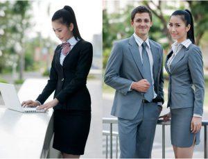 Quy định mang đồng phục của người lãnh đạo