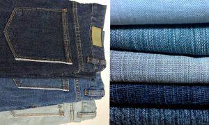 Vải Jeans bền, chắc, khó bị nhăn