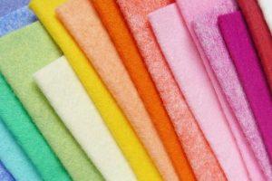 Vải may nỉ có chất liệu mềm mại, không bị xù lông
