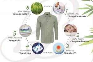 Chất liệu vải bamboo thân thiện với môi trường