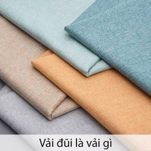 Các loại vải may áo sơ mi thông dụng hiện nay
