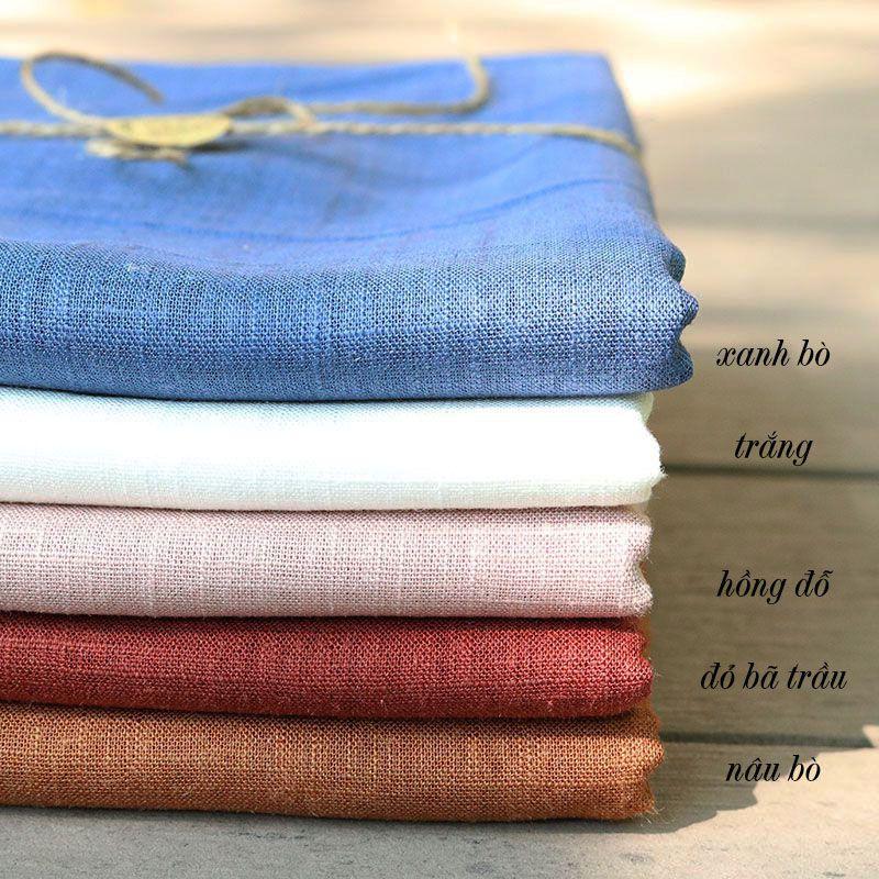 vải linen là gì?