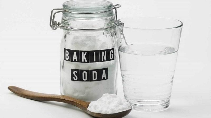 Baking soda – nguyên liệu tẩy vết bẩn quá quen thuộc