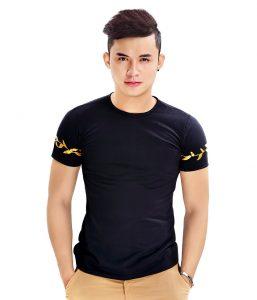 mẫu áo thun pull nam body