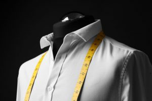 đo size áo dựa trên mẫu áo