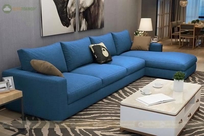 ghế sofa từ vải da cá