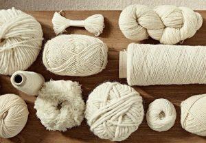 Sợi PAC dùng làm vải len